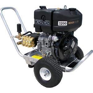 Picture of 3200PSI Diesel Pressure Washer 4.0GPM, Kohler E/S
