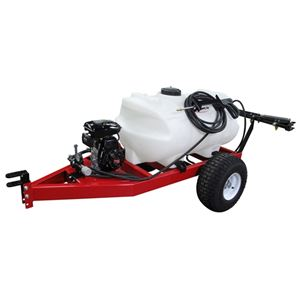 Picture of Trailer Sprayer, 60 Gallon, 6.0 GPM, 120 PSI, 3.5 HP (ATVTS-60-4R)