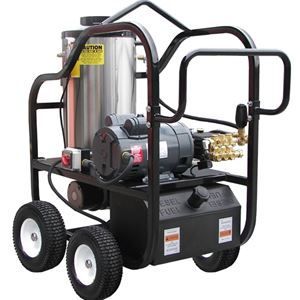 Picture of 2000 PSI Diesel/Electric Hot Water Pressure Washer, 4.0 GPM General