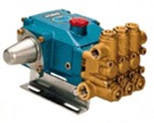 Picture of 2200PSI, 4.0GPM CAT Solid Shaft Pump W/Hot Pack