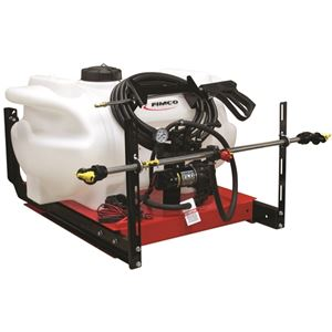 Picture of Utility Sprayer, 40 Gallon, 3.8 GPM, 45 PSI, 12 V BL (UTL-40-12V-BL)
