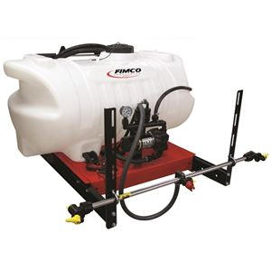 Picture of Utility Sprayer, 60 Gallon, 3.8 GPM, 45 PSI, 12 V BL (UTL-60-12V-BL)