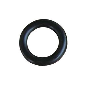 "Picture of 1/4"" Buna Black O-Ring, QC"