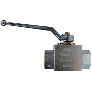 "Picture of 1/2"" FPT High Pressure Ball Valve 7,250 PSI"