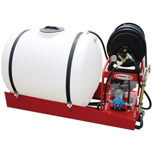Picture of Skid Sprayer, 200 Gallon, 7.8 GPM, 250 PSI, 5.5 HP (LSS-280)
