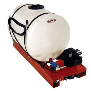 Picture of Skid Sprayer, 200 Gallon, 7.8 GPM, 250 PSI, 5.5 HP (9-200)