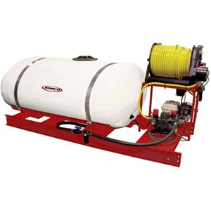 Picture of Skid Sprayer, 300 Gallon, 10.6 GPM, 580 PSI, 5.5 HP (TSSK-300)
