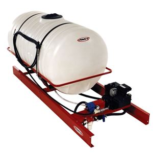 Picture of Skid Sprayer, 300 Gallon, 7.8 GPM, 250 PSI, 5.5 HP (9-300)