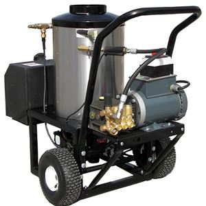 Picture of 1500 PSI Diesel/Electric Hot Water Pressure Washer, 2.0 GPM General
