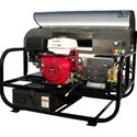 Picture of 3,500 PSI Hot Water Pressure Washer 4.0 GPM HP, Honda