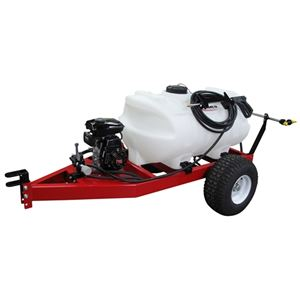 Picture of Trailer Sprayer, 60 Gallon, 6.0 GPM, 120 PSI, 3.5 HP (ATVTS-60-4R-BL)