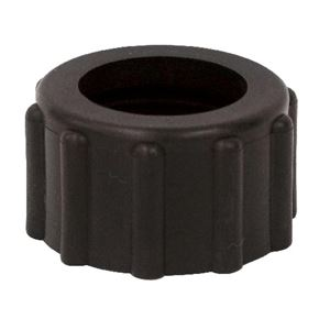 "Picture of Poly Knurled Swivel Nut, 3/4"" FGHT"