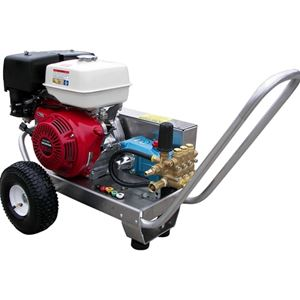 Picture Of 4000PSI Gas Pressure Washer 4.0GPM CAT, Honda GX390