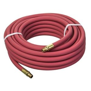 "Picture of 1/4"" x 50' Red General Service PVC Air Hose"