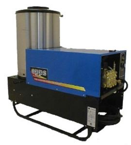 Picture of 3,000 PSI Natural Gas Hot Water Pressure Washer 5.0 GPM, 230 V, 3 PH