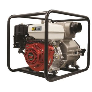 "Picture of 3"" Trash Water Pump GX390 Honda 286 GPM"