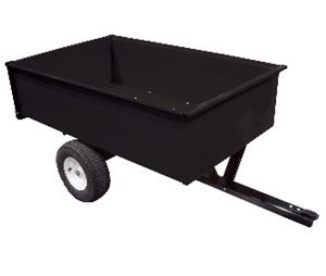 Picture of 17 Cu. Ft 16 Gauge Steel Trailer Cart, TC-17