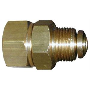 Picture of Swivel Brass 3/8 F x 3/8 M, 3000 PSI