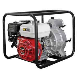 """Picture of 3"""" Semi-Trash Water Pump GX200 Honda 264 GPM"""