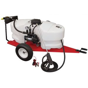 Picture of Trailer Sprayer, 25 Gallon, 3.8 GPM, 45 PSI, 12 V BL (LG-2500-BL)