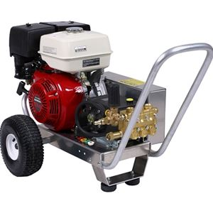 Picture of 4000PSI Gas Pressure Washer 4.0GPM HP, Honda GX390