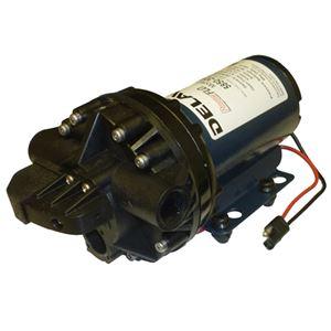 Picture of Delavan Diaphragm Pump 12V, 60PSI, 5.0GPM, DEM