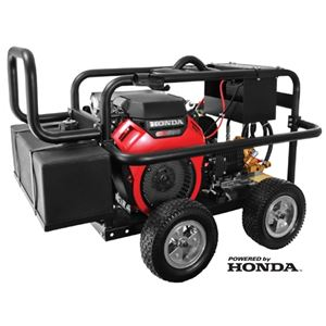 Picture of 5000PSI Gas Pressure Washer 5.0GPM General, GX690 Honda E/S