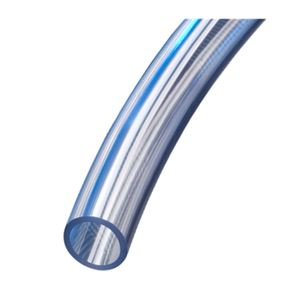"Picture of 3/4"" x 100' Clear PVC Tubing, 1"" OD, FDA"