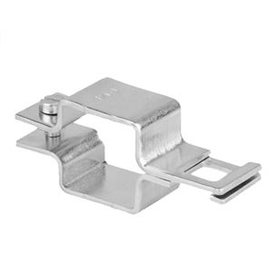 "Picture of 1"" Square Boom Quick TeeJet® Clamp Assembly (QJ111SQ-1)"