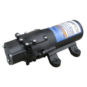 Picture of Everflo Diaphragm Pump 12 V, 40 PSI, 1.0 GPM