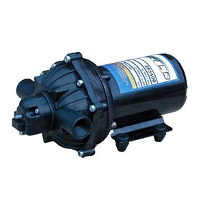 Picture of Everflo Diaphragm Pump 12 V, 60 PSI, 5.5 GPM