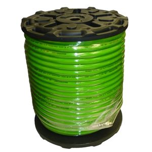 "Picture of 1/2"" x 300' Sewer Jetter Hose 4,000 PSI Green (SOLxSWV)"