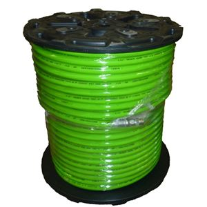 "Picture of 1/2"" x 500' Sewer Jetter Hose 4,000 PSI Green (SOLxSWV)"