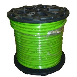 "Picture of 1/2"" x 400' Sewer Jetter Hose 4,000 PSI Green (SOLxSWV)"