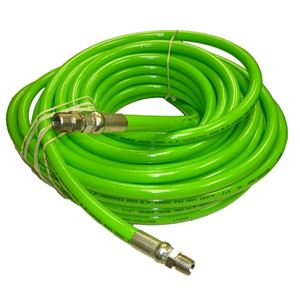 "Picture of 1/2"" x 50' Sewer Jetter Hose 4,000 PSI Green (SOLxSWV)"