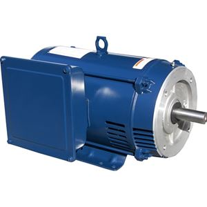 Picture of Electric Motor, 10.0 HP / 1,800 RPM / ODP / 215T / 1PH / 230V