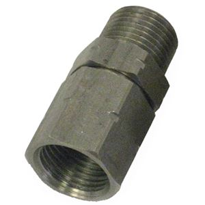 Picture of Suttner ST-340 SS High Flow Swivel 42 GPM 5,075 PSI 1/2 F x  1/2 M