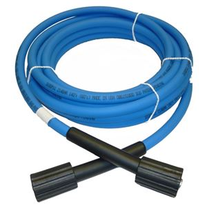 "Picture of UBERFLEX Kink Resistant Pressure Washer Hose 5/16"" x 25' 3100 PSI 22MM"
