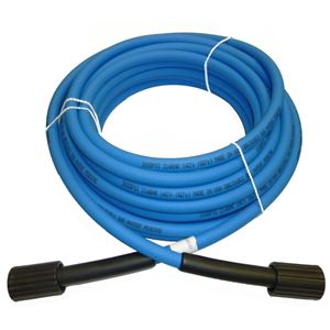 "Picture of UBERFLEX Kink Resistant Pressure Washer Hose 5/16"" x 50' 3100 PSI 22MM"