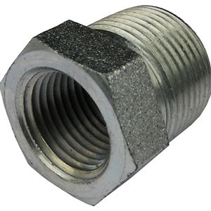 Picture of 1/2M x 3/8F HP Hex Bushing Steel