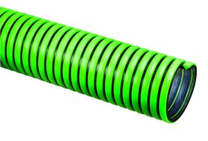 "Picture of 2-1/2"" Series TG EPDM Tiger Green Suction Hose"
