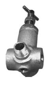 Picture of Aluminum Manifold-By-Pass Valve 0 - 600 PSI