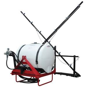 Picture of 3 Point Hitch Sprayer, 150 Gallon, 8 Row Boom Assembly