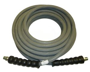 "Picture of 4,000 PSI Hose 3/8"" x 100' Grey Non-Marking"