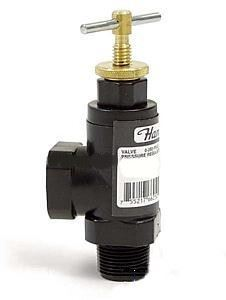 "Picture of Nylon Pressure Relief Valve, 0-250 PSI, 1/2""M, 3/4""F"