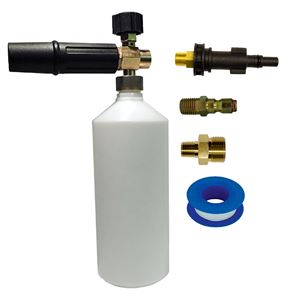 Picture of AR Blue Clean Foamer Kit with 34oz Bottle & Blue Clean Fittings