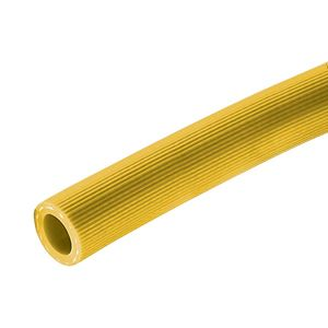"Picture of 3/8"" x 400' Kuri Tec PVC 600 PSI Yellow Ag Hose"