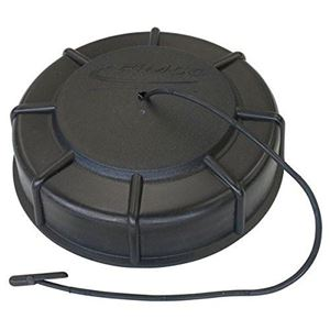 "Picture of 5"" Screw Type Lid for Polyethylene Tanks (Fimco)"