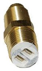 """Picture of High Limit Switch 1/2"""" MPT, 176º F, Silver"""
