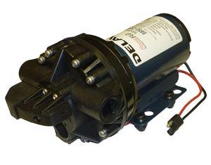 Picture of Delavan Diaphragm Pump 12V, 45PSI, 5.0GPM, DEM